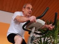Эксперимент с краткосрочными нагрузками на пенсионеров