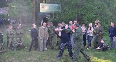 Фестиваль Русского Воинского Искусства в 2012