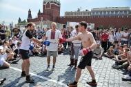 Русские традиционные игры на Красную горку
