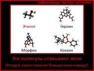 Эти молекулы сламывают волю